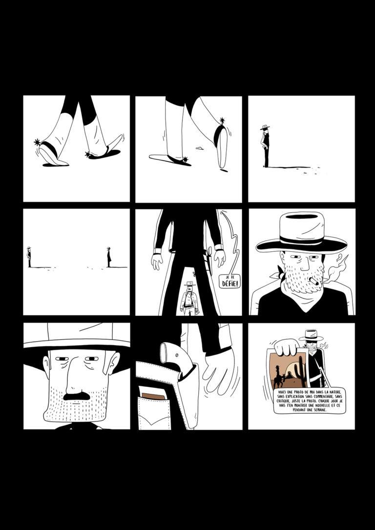 salim-zerrouki-bande dessinee-algerie-défi-facebbok