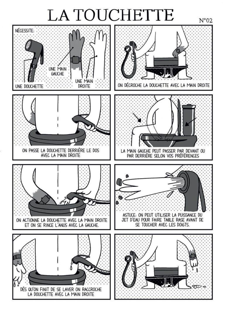 salim-zerrouki-bande-dessinee-algerie-samandal-Trone-de-faire-caca-touchette