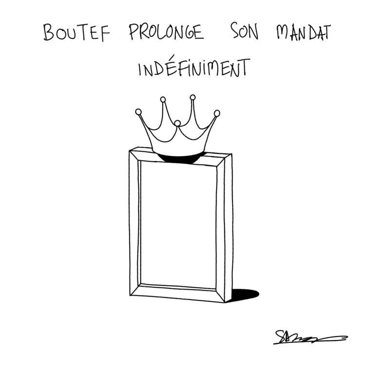 salim-zerrouki-caricature-hirak-algerie-bouteflika-roi