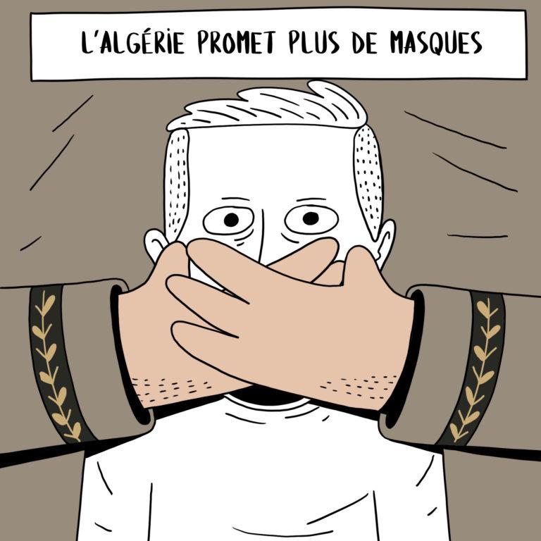 salim-zerrouki-caricature-hirak-algerie-corona-covid