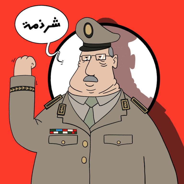 salim-zerrouki-caricature-hirak-algerie-gaied-salah