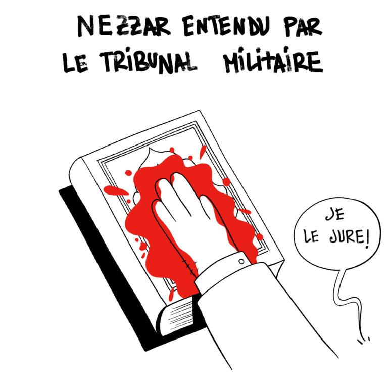 salim-zerrouki-caricature-hirak-algerie-khaled-nezzar