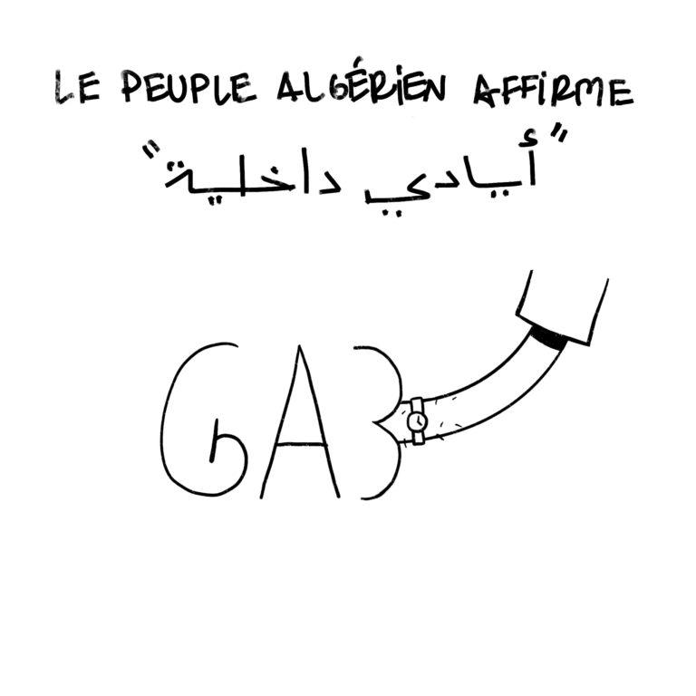 salim-zerrouki-caricature-hirak-algerie-main-etrangere