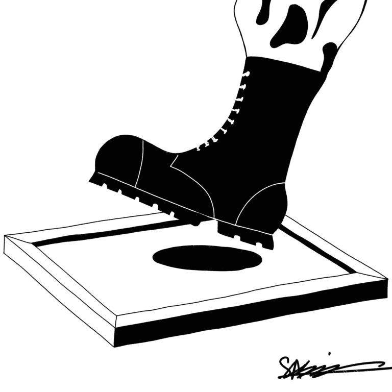 salim-zerrouki-caricature-hirak-algerie-rangers
