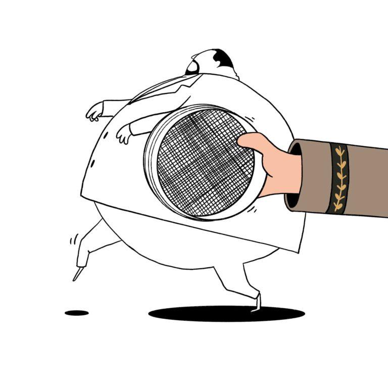 salim-zerrouki-caricature-hirak-algerie-tliba