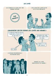 salim-zerrouki-comment- debarrasser-monde-meilleur-100-bled-bande-dessinee-algerie-cafes