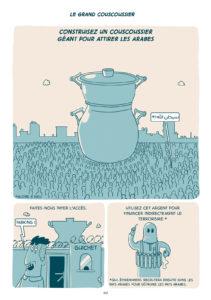 salim-zerrouki-comment- debarrasser-monde-meilleur-100-bled-bande-dessinee-algerie-grand-cousscoussier