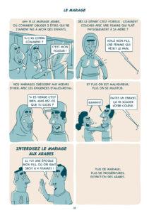 salim-zerrouki-comment- debarrasser-monde-meilleur-100-bled-bande-dessinee-algerie-mariage