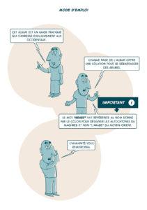 salim-zerrouki-comment- debarrasser-monde-meilleur-100-bled-bande-dessinee-algerie-mode-emploie
