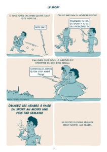 salim-zerrouki-comment- debarrasser-monde-meilleur-100-bled-bande-dessinee-algerie-sport