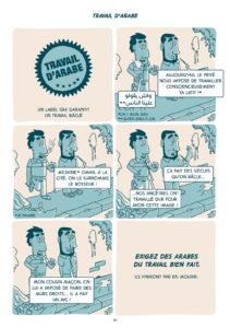 salim-zerrouki-comment- debarrasser-monde-meilleur-100-bled-bande-dessinee-algerie-travail-arabe