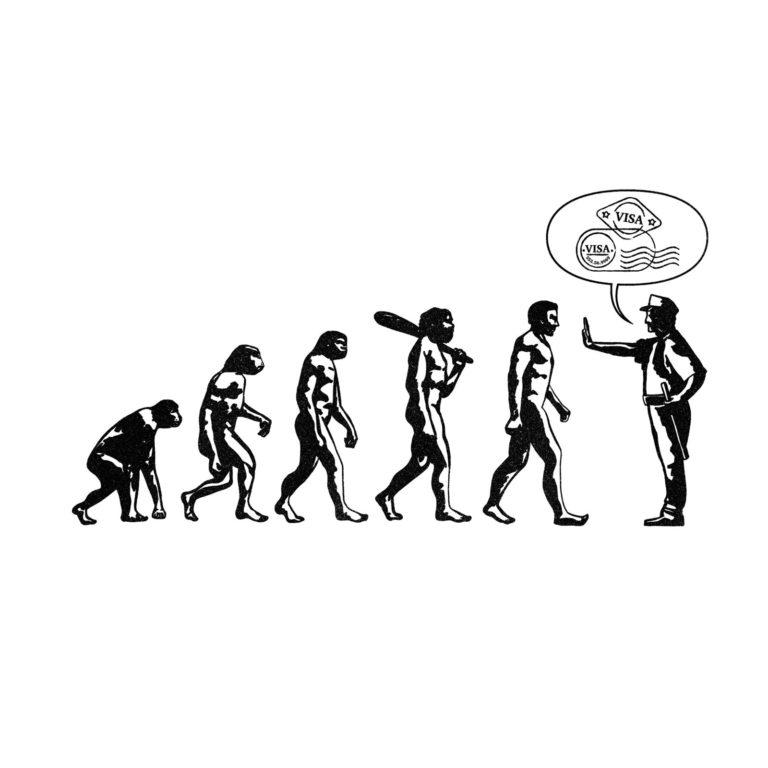 salim-zerrouki-illustration-algerie-migration-visa-evolution