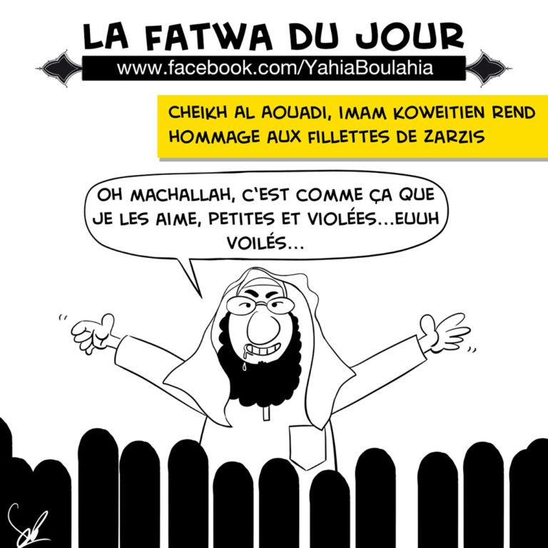 yahia-boulahia-salim-zerrouki-caricature-Fatwa-233