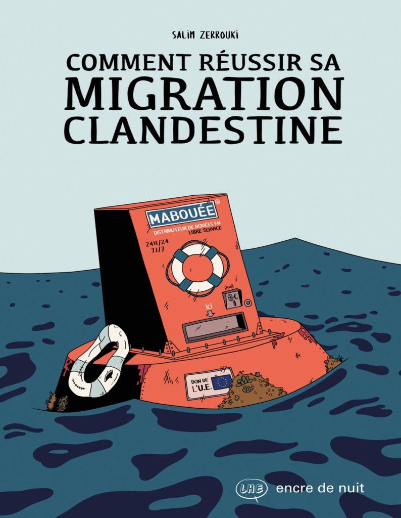 salim-zerrouki-comment-reussir-migration-bande-dessinee-algerie-couverture